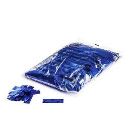 Magic FX Metallic confetti 55x17 mm - 1kg - Bleu