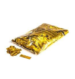 Magic FX Metallic confetti 55x17 mm - 1kg - Or