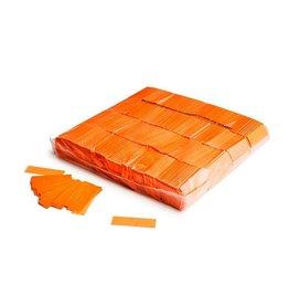 Magic FX Slowfall confetti UV 55x17 mm - 1kg - Orange Fluo