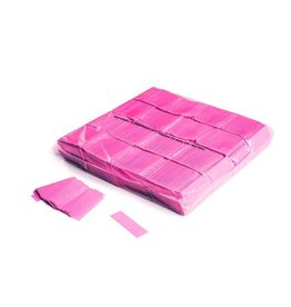 Magic FX Slowfall UV confetti 55x17 mm - 1kg - Fluo Roze