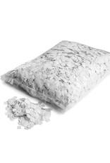 Magic FX Slowfall Snow confetti 10x10 mm - 1kg - Wit