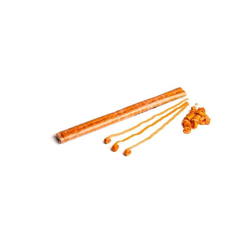 Magic FX Serpentin (papier) 5m x 0,85cm - Orange