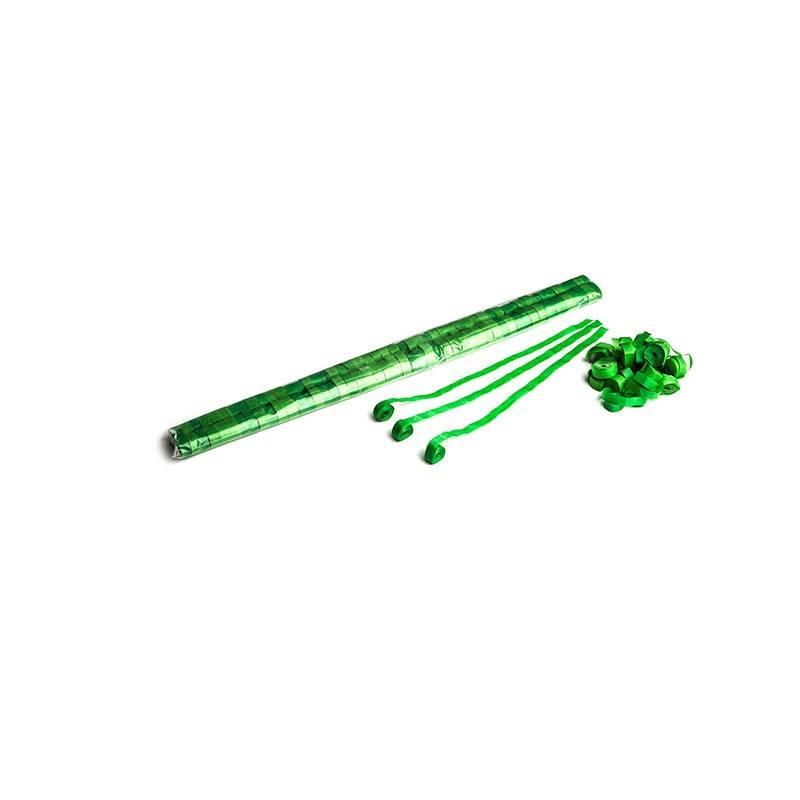 Magic FX Paper Streamer 5m x 0,85cm - Licht Groen