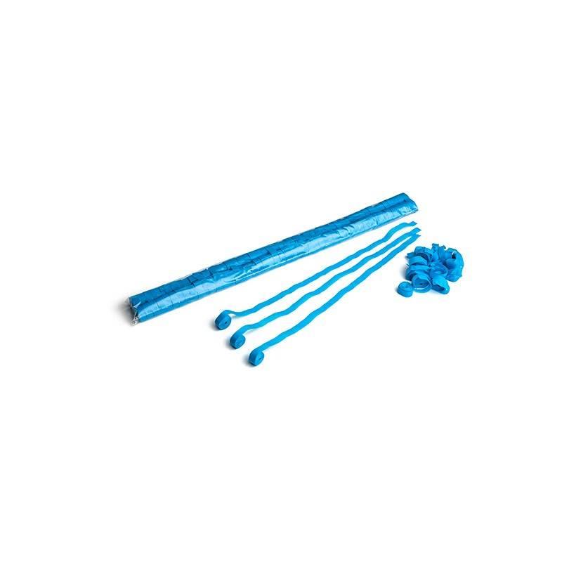 Magic FX Paper Streamer 5m x 0,85cm - Licht Blauw