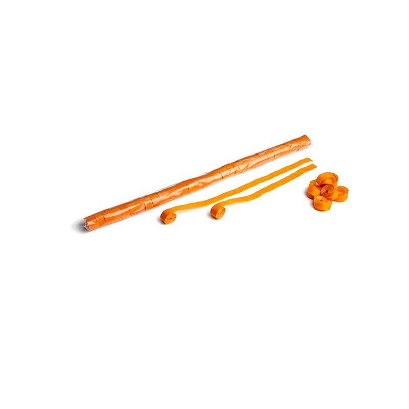 Magic FX Serpentin (papier) 10m x 1,5cm - Orange