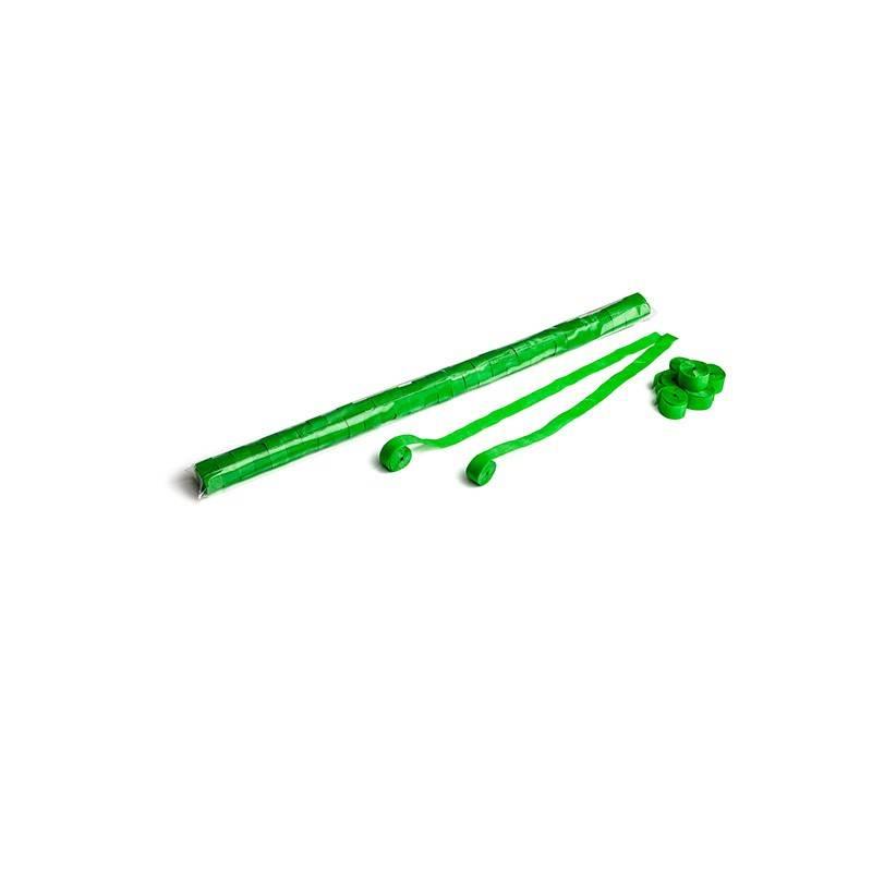 Magic FX Serpentin (papier) 10m x 1,5cm - Vert Clair