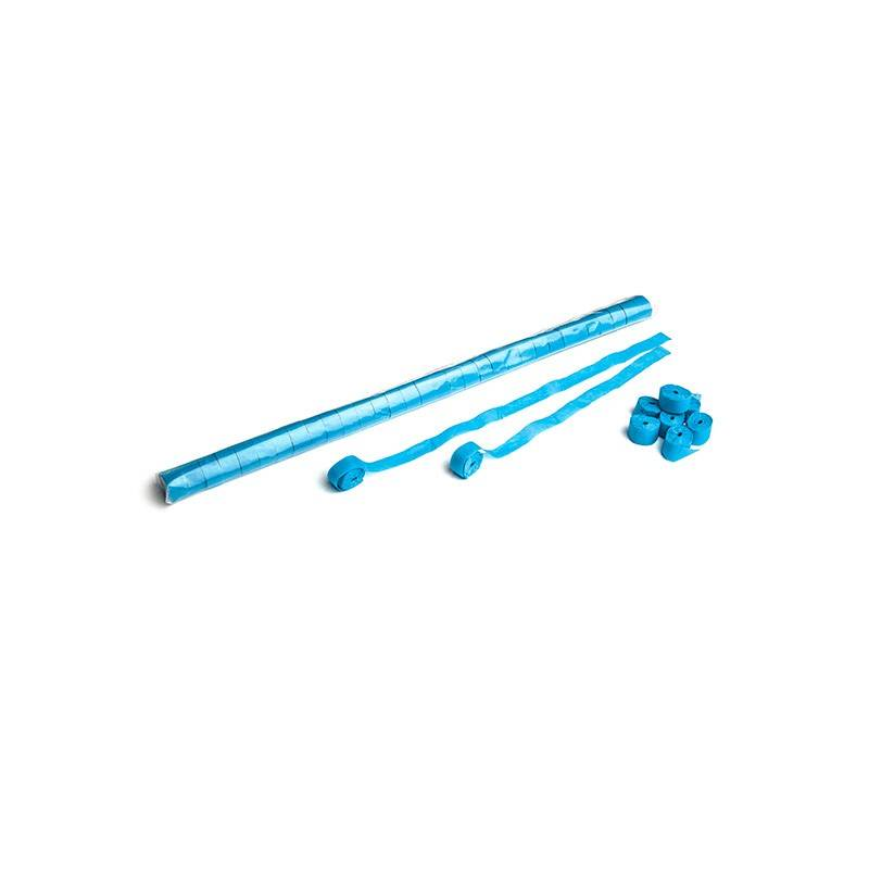 Magic FX Paper Streamer 10m x 1,5cm - Licht Blauw