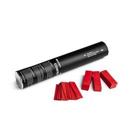 Magic FX Canon à Confetti Manuel 28cm - Rouge