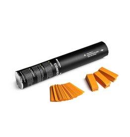 Magic FX Canon à Confetti Manuel 28cm - Orange