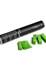 Magic FX Canon à Confetti Manuel 28cm - Vert Clair