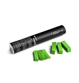 Magic FX Handheld Confetti Shooter 28cm - Licht Groen