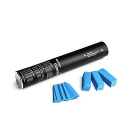 Magic FX Handheld Confetti Shooter 28cm - Licht Blauw