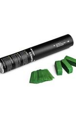 Magic FX Handheld Confetti Shooter 28cm - Donker Groen