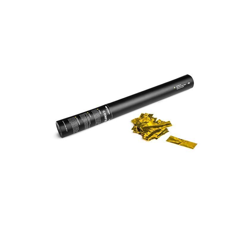 Magic FX Handheld Confetti Shooter 50cm - Metallic Goud