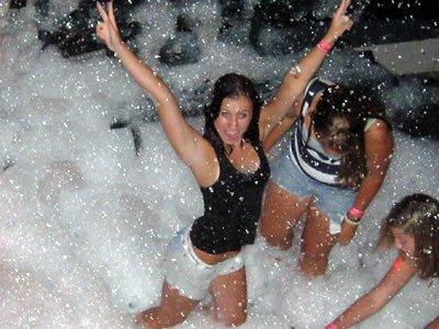 Xtreme Party Effects XPE Big Foam machine 2500W