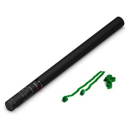 Magic FX Handheld Streamer Shooter 80cm - Donker Groen