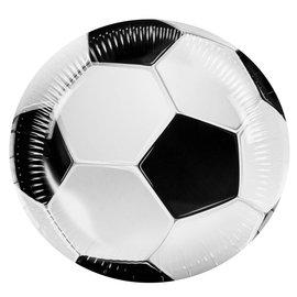 Borden voetbalfeestje (6st)