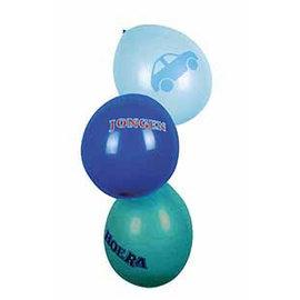 """Ballonnen """"Hoera een jongen"""" (6st)"""