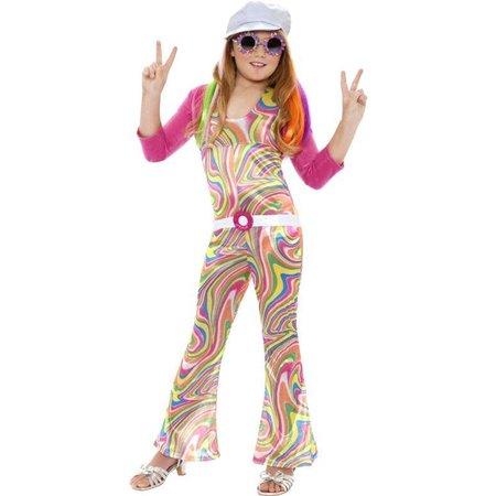 60's Groovy kostuum kind
