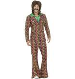 Hippie 60's peace kostuum