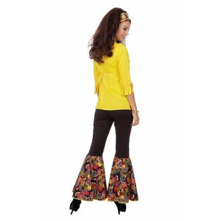 Hippie kostuum vrouw Melanie