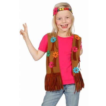 Hippie Gilet Meisje