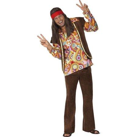 60's hippie dude kostuum
