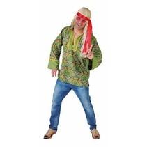 Summer of love hippie blouse