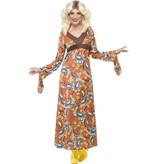 Woodstock Hippie jurk