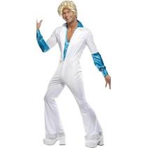 Disco 70's kostuum man
