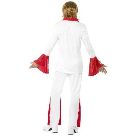 Super Trooper Abba kostuum man