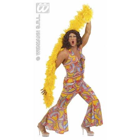Mannelijke 70's funky chick XL