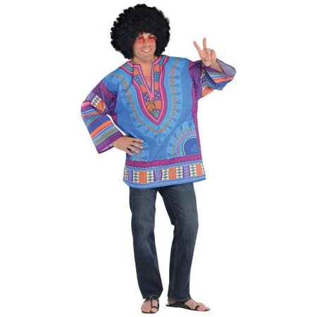 Shirt Hippie Festival Heren