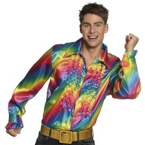 Party shirt rainbow