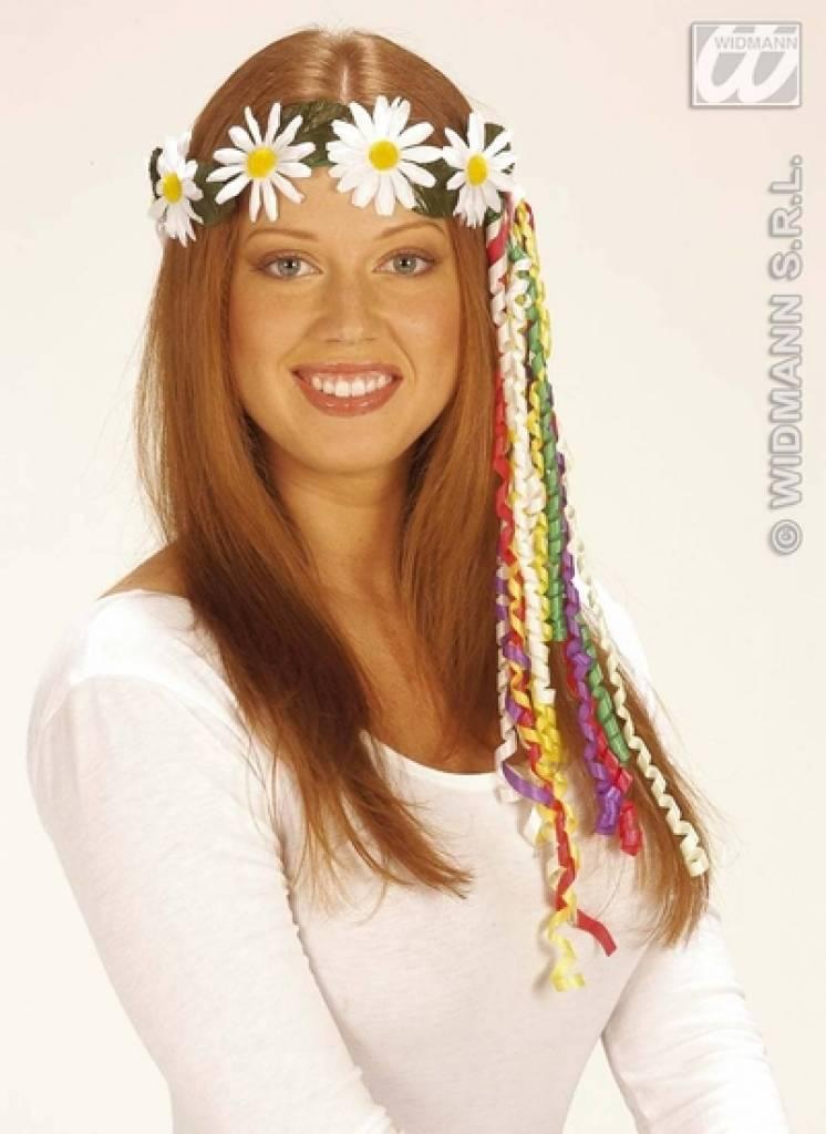 033dd8d06f6f6b Haarband/Tiara Daisy   Hippiekleding.nl