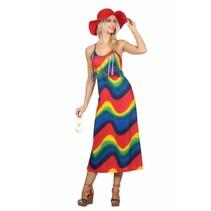 Hippie Vintage jurk lang