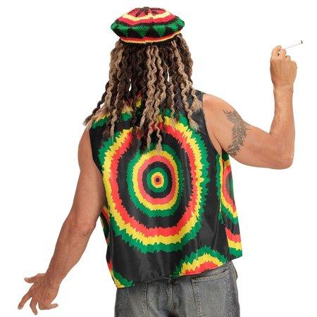 Jamaica Rasta Vest