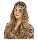 Hippie Bril Gespiegeld