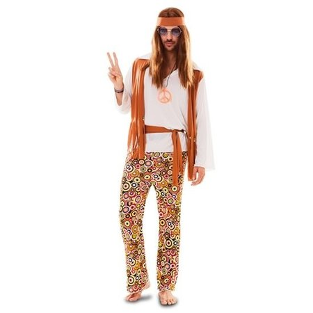 Hippie verkleedkleding man