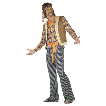 Jaren 60 Zanger Kostuum Floyd