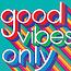 Servetten 'Good Vibes Only' Groen - 16 Stuks