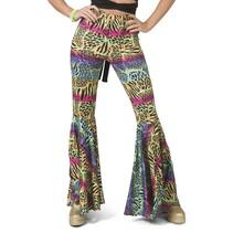 Hippie Broek Met Dierenprint
