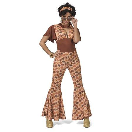 Jaren 70 Retro Kostuum Dames