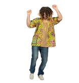 Hippie Woodstock Shirt Heren