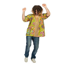 Hippie Woodstock Shirt Heren