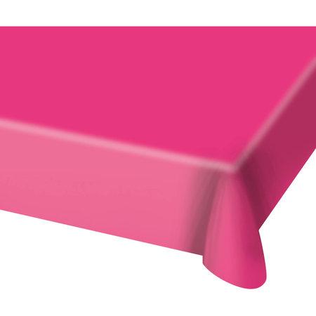 Tafelkleed Magenta Roze - 130x180cm