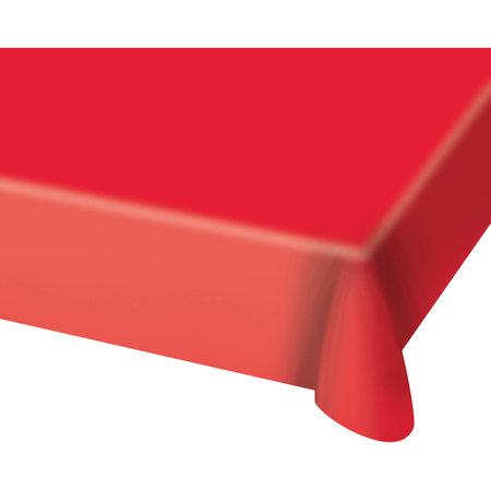 Rood Tafelkleed - 130x180cm
