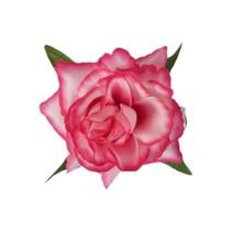 Haarbloem Roos Roze