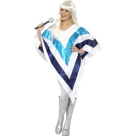Super Trooper Abba poncho