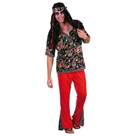 Jaren 70 kostuum Dwayne